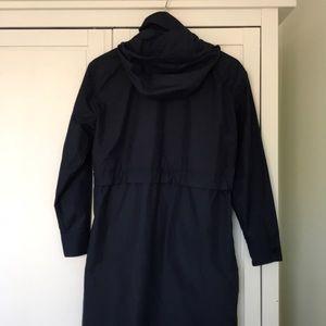 Everlane Jackets & Coats - Everlane Lightweight Anorak, Navy